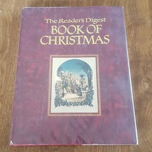 BOOK OF CHRISTMAS READERS DIGEST HARDCOVER 1973